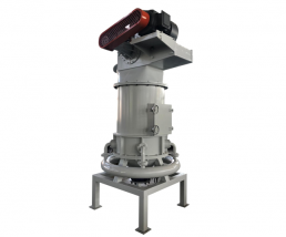 RFQM系列气流磨 RFQM SERIES FLUIDIZED-BED JET MILL